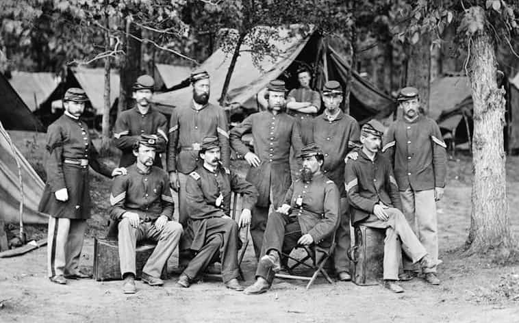 Today In History: 35,000 Union Troops Occupy  Alexandria, Louisiana during the Red River Campaign (1864)