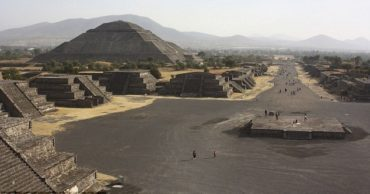 An Archaeologist Discovered a Tunnel Sealed for 1,800 Years Under a Temple in Mexico