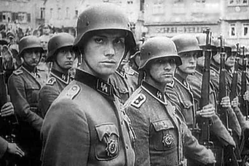 Hitler's Nazi Troops Were Hooked on Meth