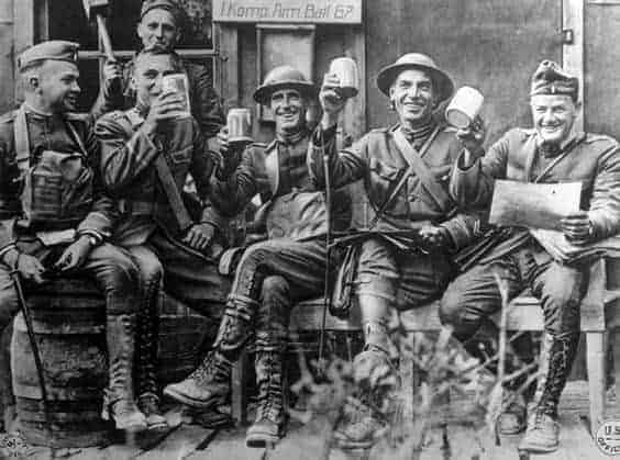 Today in History: America Joins World War I (1917)