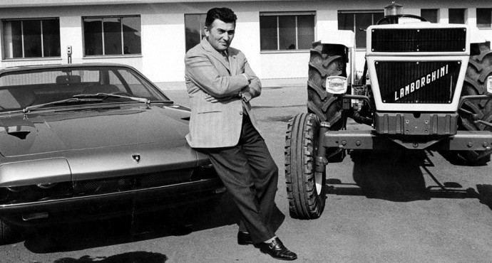 Today in History: The Founder of Lamborghini is Born (1916)