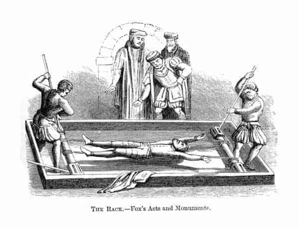Punish the Non-Believers: 6 Cruel Torture Methods of the Spanish Inquisition