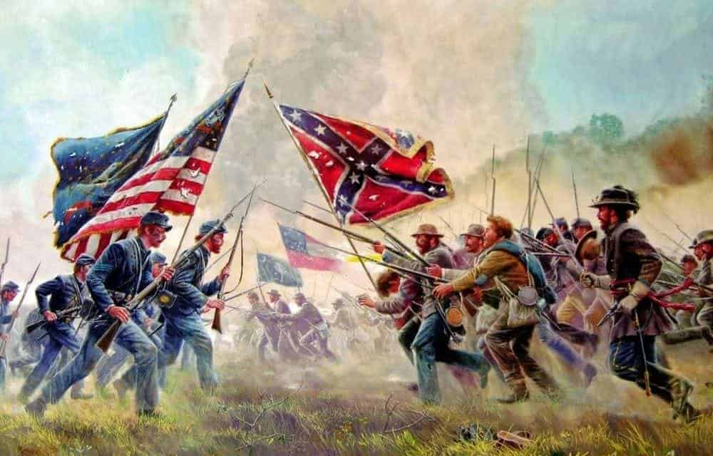 9 Bloodiest Battles of the Civil War by The Numbers