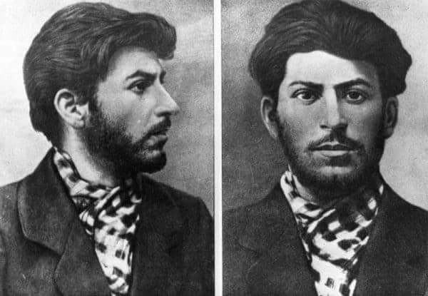 Joseph Stalin Led a Life of Crime Before Becoming Russia's Leader