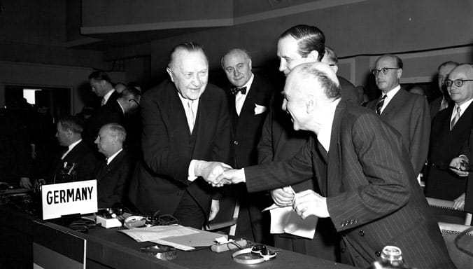 Today in History: West Germany Joins NATO (1955)