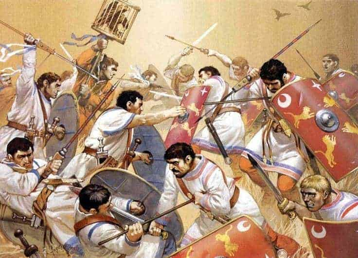 When Rome Tore Itself Apart: 5 Crucial Events in the Civil Wars of the Tetrarchy