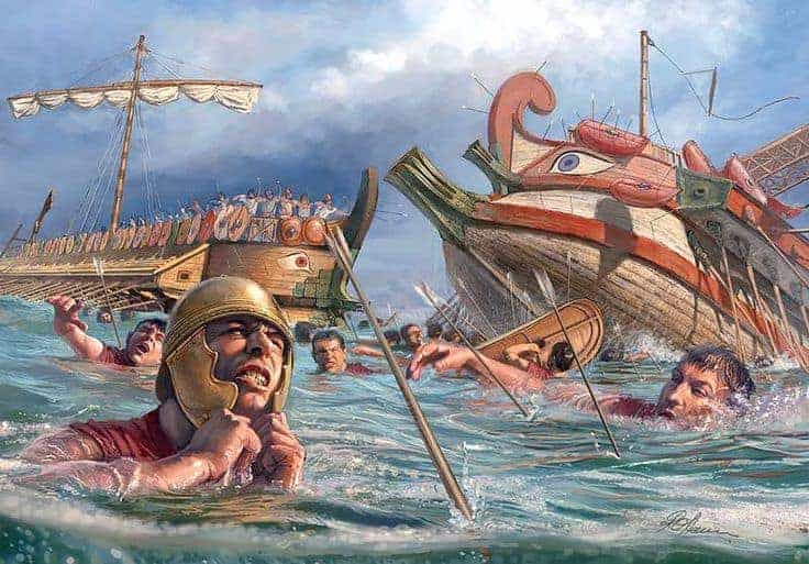 A Brutal and Bloody Affair: 6 Key Battles that Decided the First Punic War