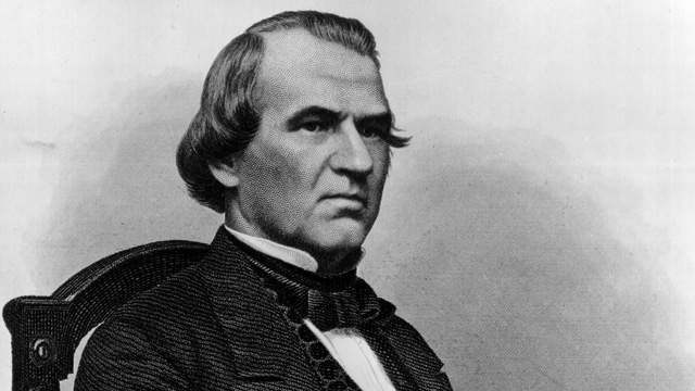Today in History: First Vote to Impeach Andrew Johnson Fails (1868)
