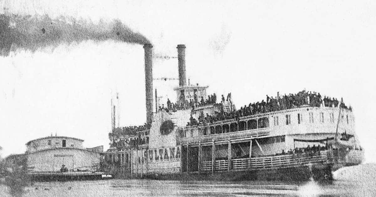 This Ship Disaster was the Titanic of the 19th Century