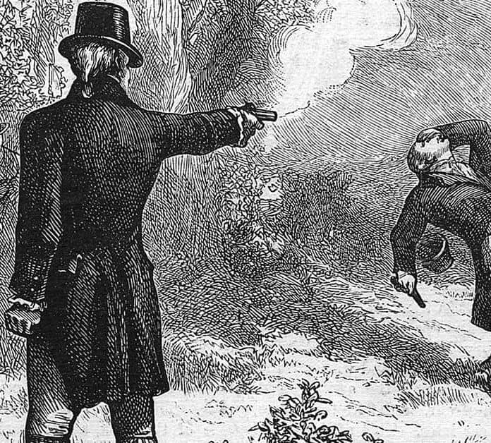 Today in History: Andrew Jackson Wins a Duel in Kentucky (1806)