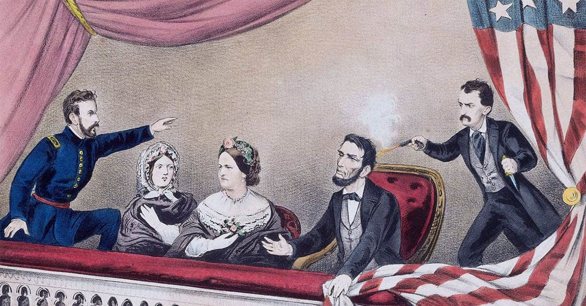 The Story of the Last Surviving Witness to the Lincoln Assassination