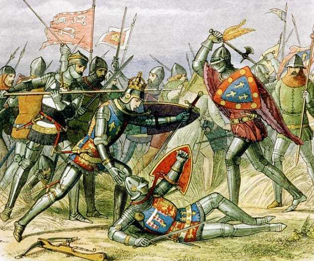 Royal Fighters: 7 Kings who Led their Armies into Battle