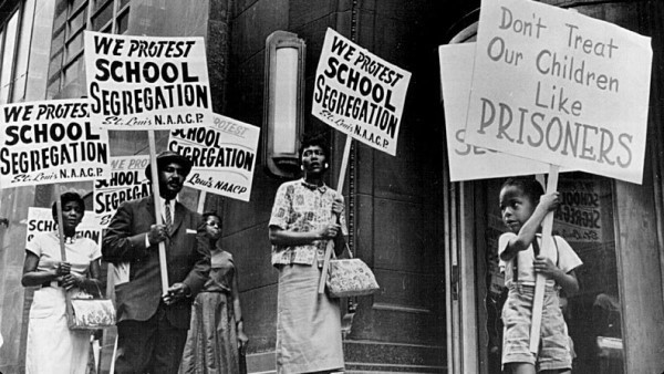 Today in History: Brown vs. Board of Education Decided by the Supreme Court (1954)