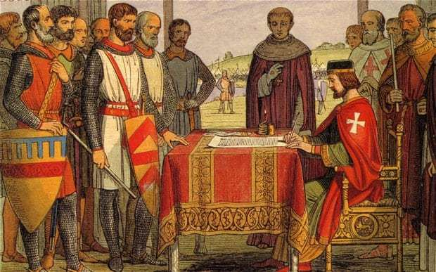 Today in History: The Magna Carta is Sealed (1215)
