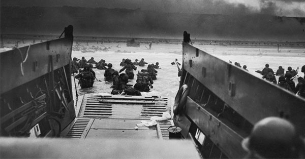Today in History: D-Day: The Liberation of Western Europe Begins (1944)