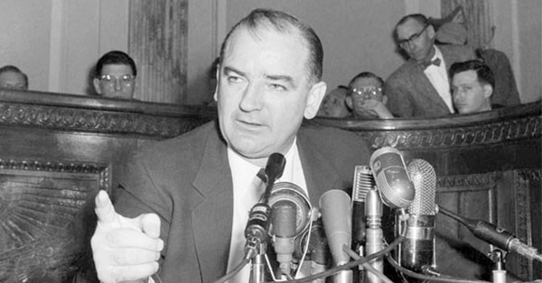 Today in History: Joseph McCarthy Clashes with the United States Army (1954)