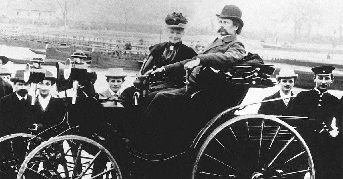 A German Woman Took the World's First Road Trip in 1888
