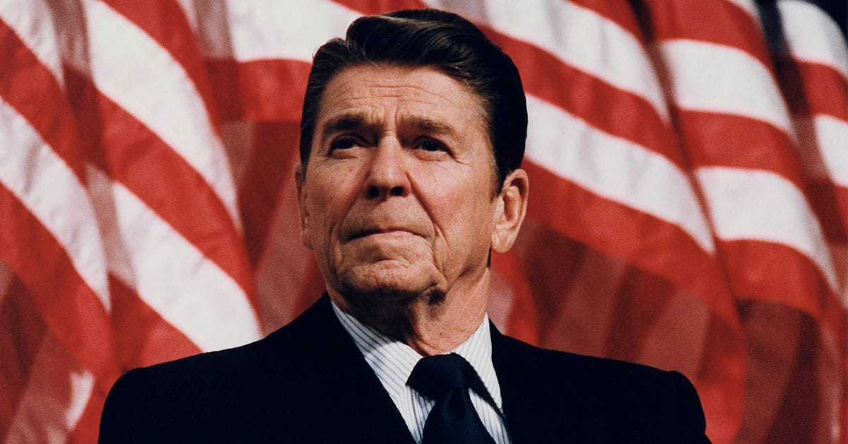 Today in History: Ronald Reagan Dies (2004)