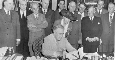 Today in History: Franklin Roosevelt Signs the GI Bill into Law (1944)