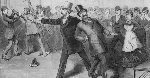 Today in History: President Garfield's Killer is Hanged (1882)