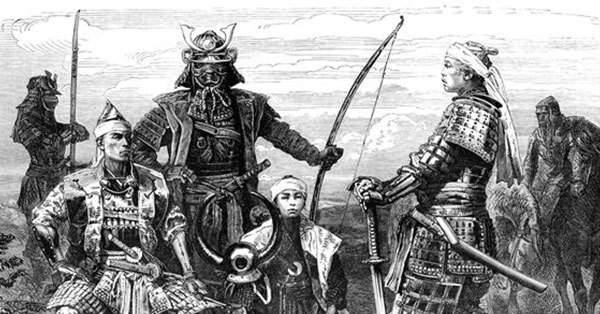 An African Slave Became the First Non-Japanese Man to Become a Samurai