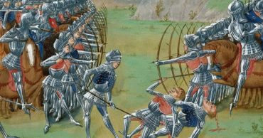 The Bloody Throne: 5 Key Battles of the Hundred Years' War