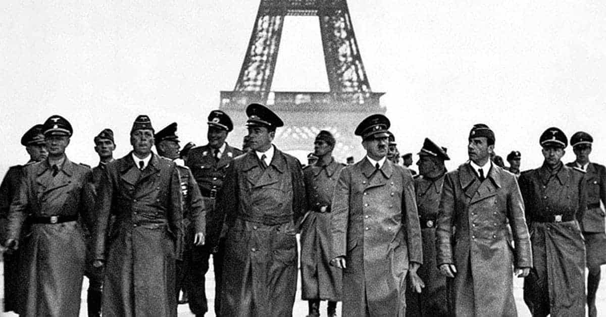 Today in History: Hitler Tours The City of Love (1940)