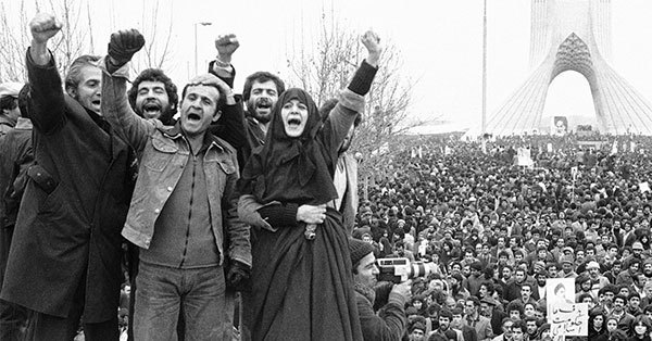 22 Images of the Iranian Revolution