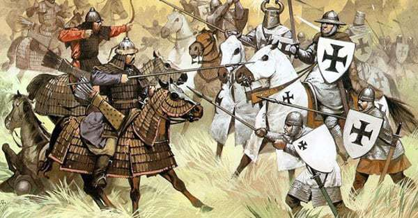 The Advance of the Mongols: 6 Campaigns That Built the World's Largest Land Empire
