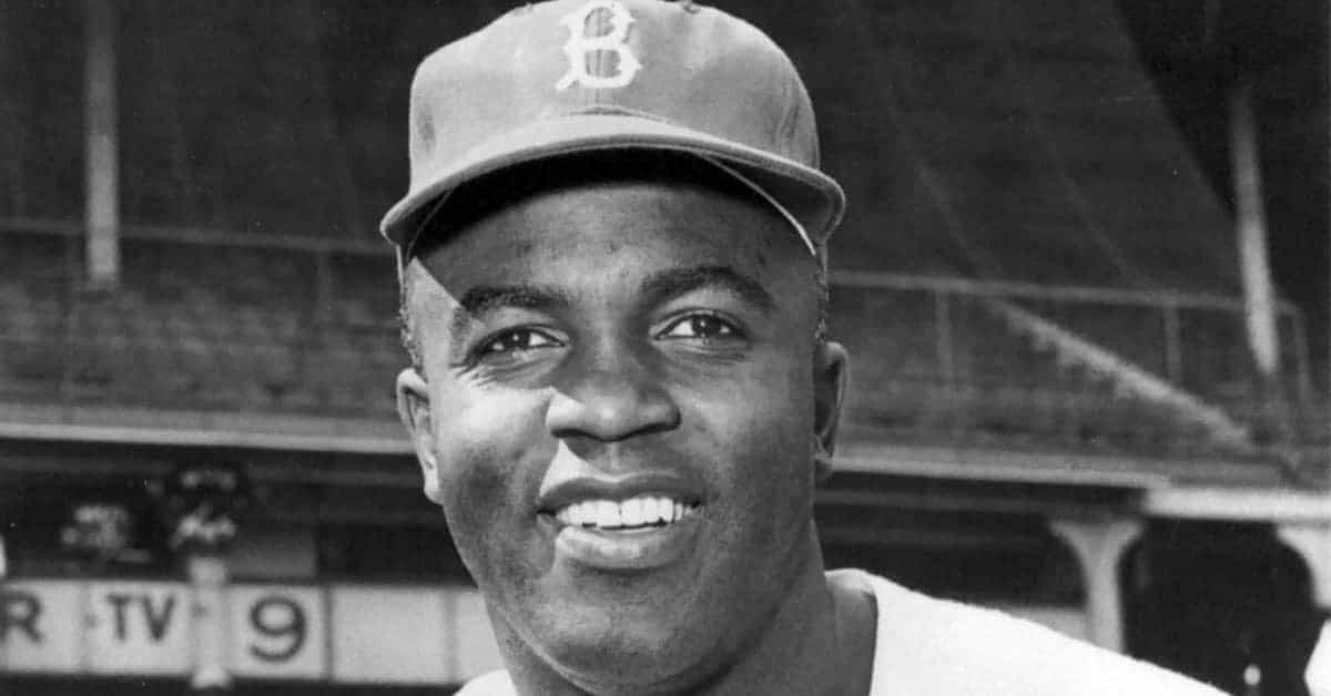 25 Photos of Jackie Robinson, Famed Baseball Player and Champion of Civil Rights
