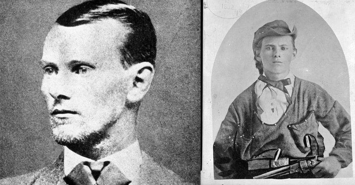Bad Boy for Life: The Criminal Career of Jesse James