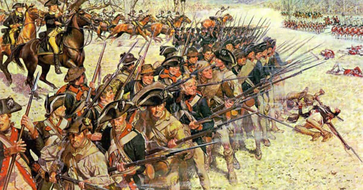 Patriots of Independence: 5 Unsung Heroes of The Revolutionary War