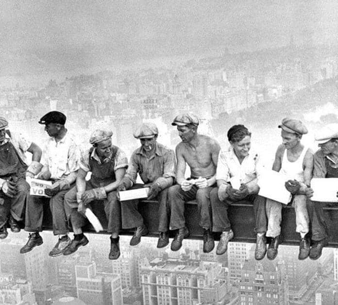 20 Incredible Photos of the Construction of the Empire State Building