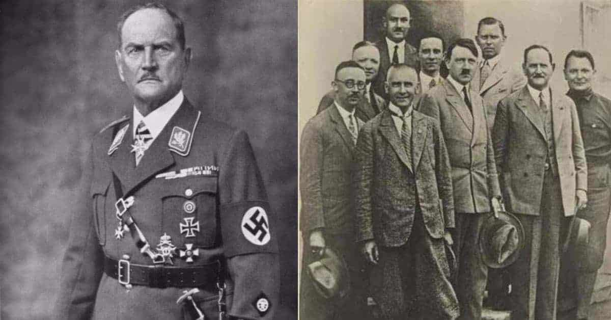 One Man Fought for Germany in 4 Wars on 3 Continents and Helped Create the Nazi Party