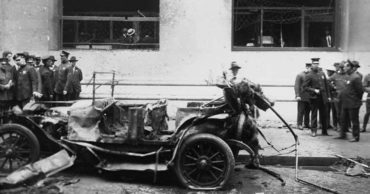 25 Photographs of the History of the FBI, Part 2: World War I, Espionage, and the Red Scare