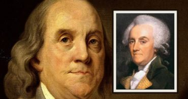 Benjamin Frankin's Son Was Exiled to England During the American Revolution