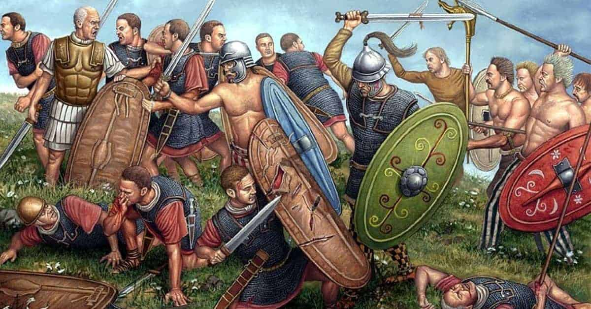 Ancient Warfare: 8 of the Greatest Warrior Cultures of Ancient Times