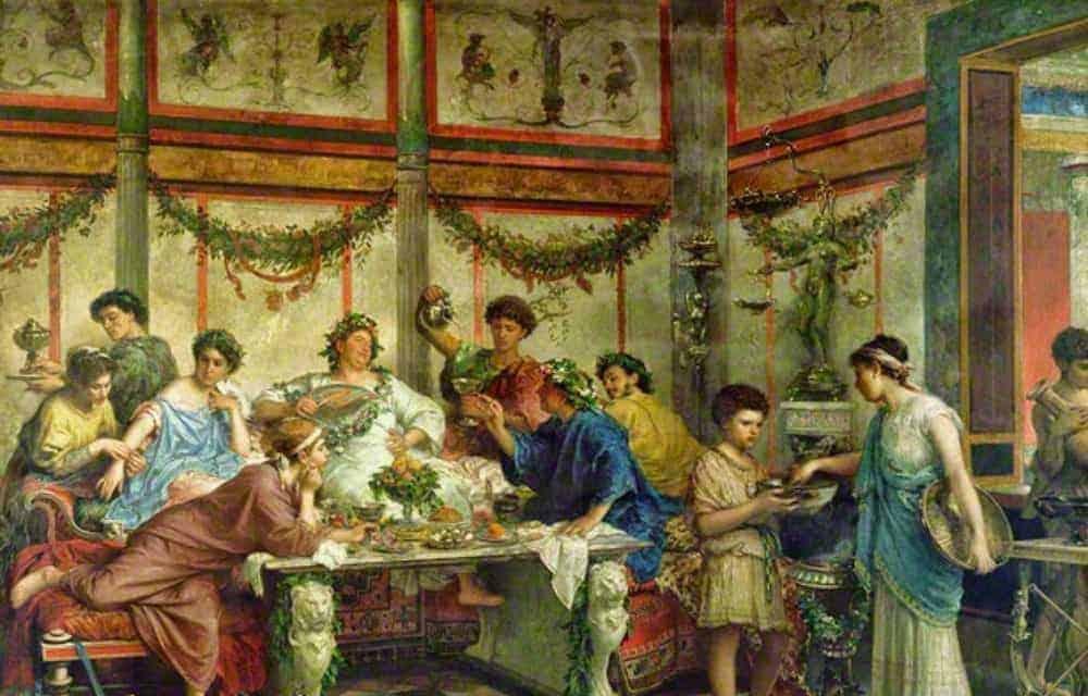 The Scandalous Love Lives of 8 Roman Emperors