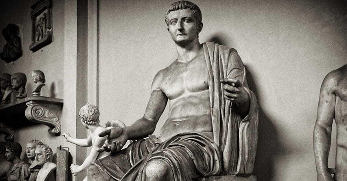 The Troubled Reign of Roman Emperor Tiberius