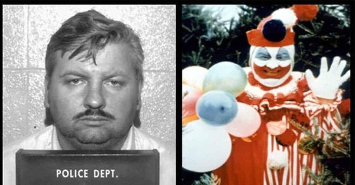 25 Photos of the Investigation Into the Killer Clown, John Wayne Gacy