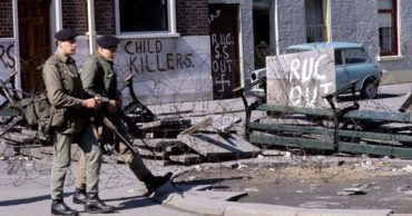 40 Photographs of The Troubles, The Northern Ireland Conflict