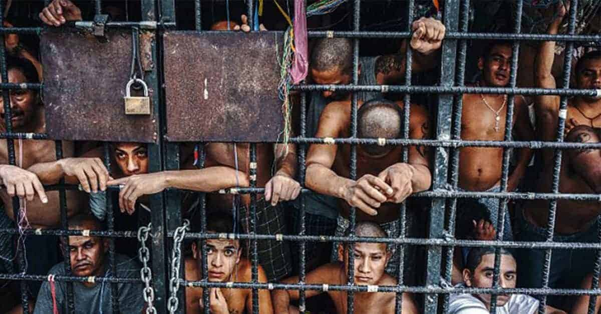 Hell Behind Bars: 7 of History's Most Brutal Prisons Since Ancient Times