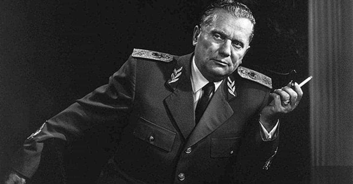 The Yugoslavian Leader Who Survived Waves of Stalin's Assassins and Hitler's Best Troops