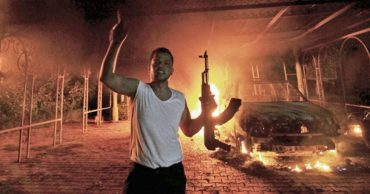 24 Photographs of the of the September 11, 2012 Benghazi Attack and Aftermath