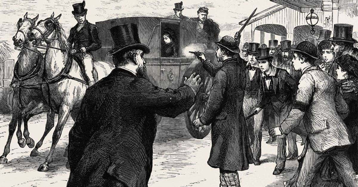How Queen Victoria Survived 8 Assassination Attempts