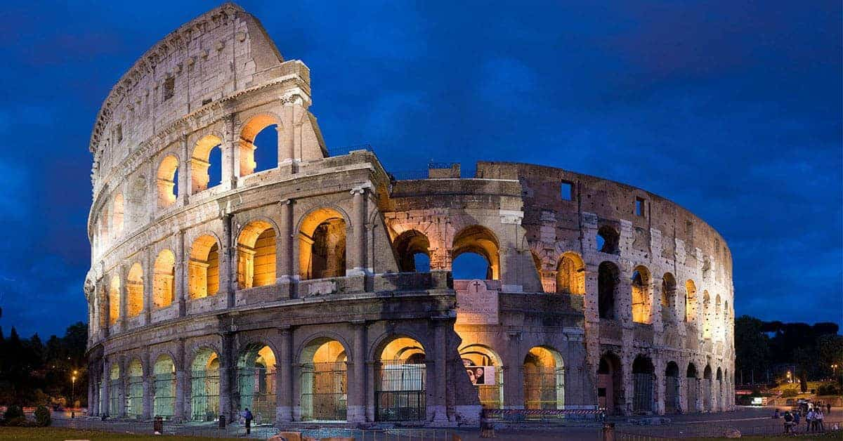 The Sack of this Ancient Temple Funded the Building of the Colosseum