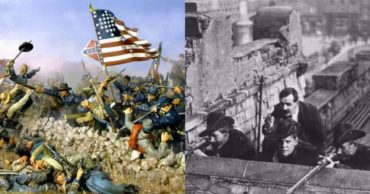 The Bloody Ground: The Death and Destruction of 12 Civil Wars
