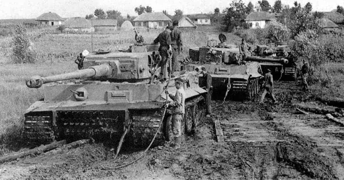 7 of the Most Epic Tank Battles in History