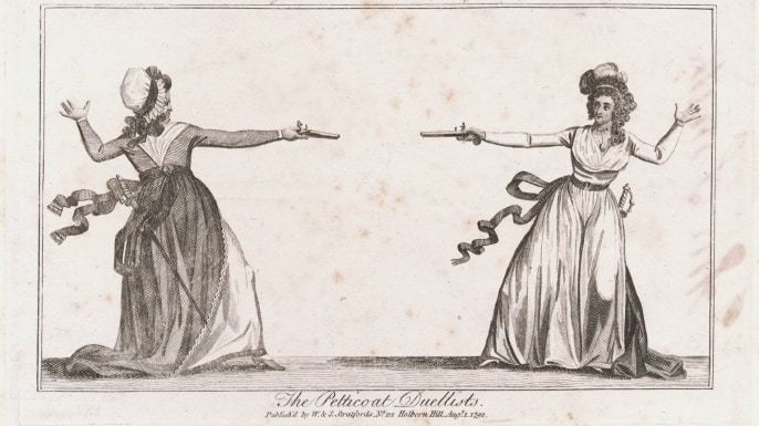 10 Most Bizarre Duels in History