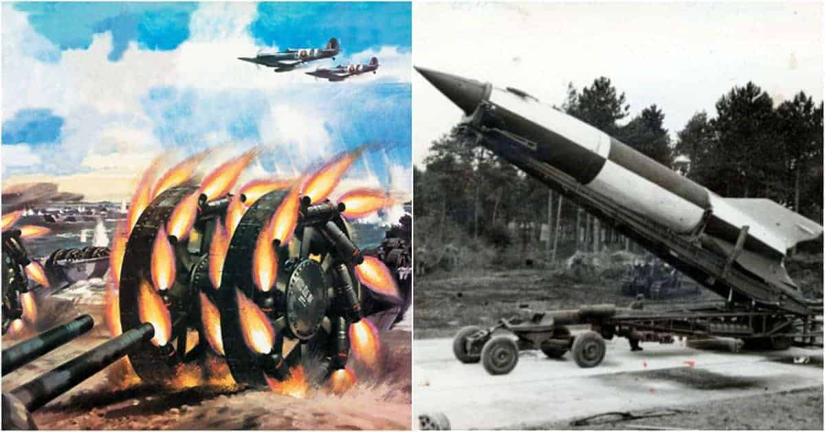 History's Failed Military Weapons
